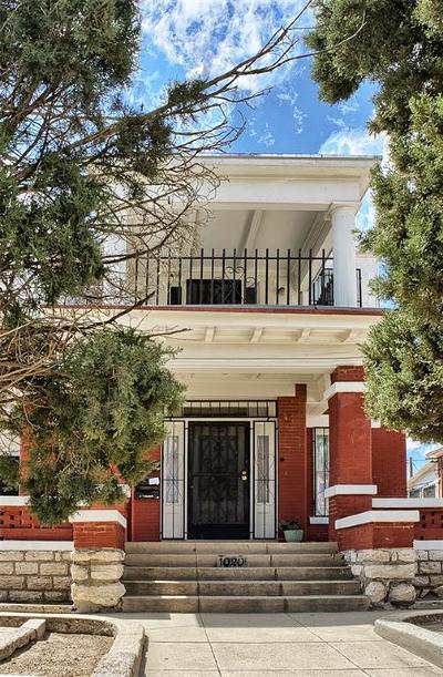 El Paso Multi Family Home For Sale: 1020 Upson Drive #ABC