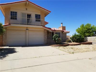 Single Family Home For Sale: 2149 Robert Wynn Street