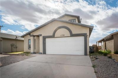 Single Family Home For Sale: 11788 Jim Webb Drive