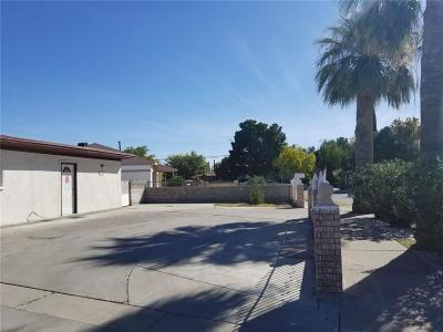 El Paso Single Family Home For Sale: 6313 Saint Lo