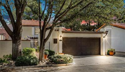 El Paso Single Family Home For Sale: 805 Lakeway Drive