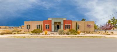 Socorro Single Family Home For Sale: 10464 Zach Rd.
