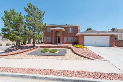 Single Family Home For Sale: 1340 Doc Holiday Place