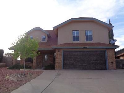 Single Family Home For Sale: 7473 Lakehurst Road