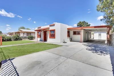 Single Family Home For Sale: 7647 Hacienda Avenue