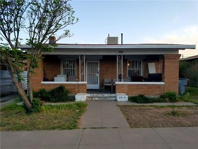 Single Family Home For Sale: 3516 Mountain Avenue