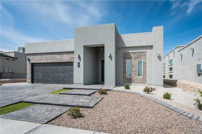 Horizon City Single Family Home For Sale: 745 Thropton