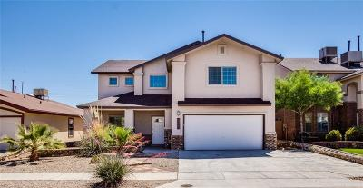 Single Family Home For Sale: 3100 Tierra Cuervo Drive