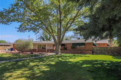 El Paso Single Family Home For Sale: 5046 Columbine Street