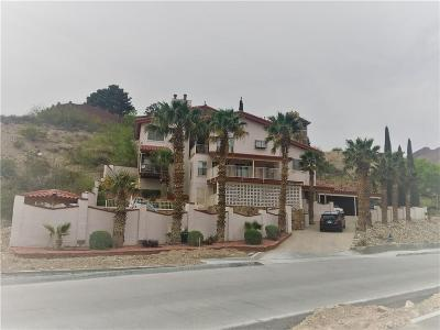 El Paso Single Family Home For Sale: 10 Kingery Drive