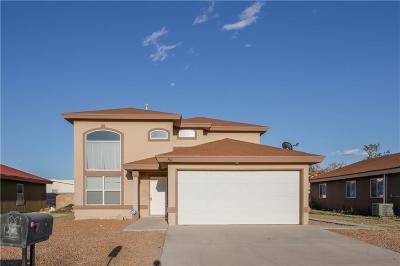 Single Family Home For Sale: 811 Eduardo Street