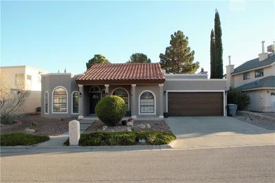 Single Family Home For Sale: 5908 Via Robles Lane