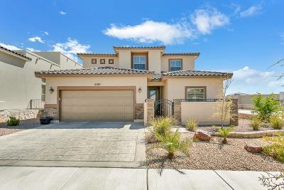 Single Family Home For Sale: 6188 Tranquil Desert Drive