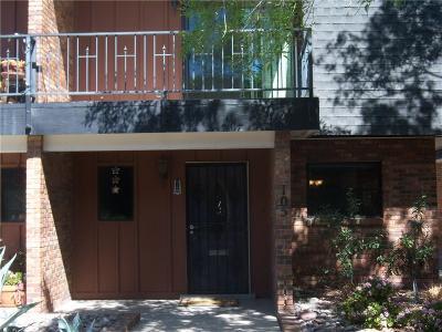 El Paso Single Family Home For Sale: 4800 Stanton #105