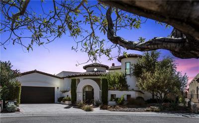 El Paso Single Family Home For Sale: 6324 Calle Pino
