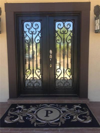 El Paso Single Family Home Active with Contingency: 450 Camino Real Avenue