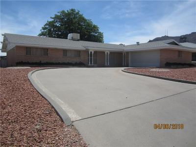 Single Family Home For Sale: 3016 Pierce Avenue