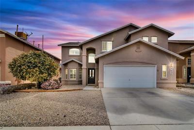 Single Family Home For Sale: 1630 Monte Del Sol