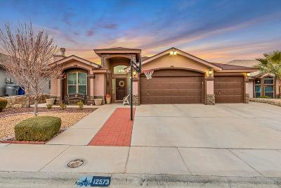 Single Family Home For Sale: 12573 Globe Mallow Drive