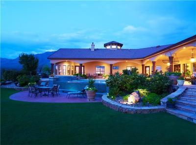 El Paso TX Single Family Home For Sale: $1,250,000