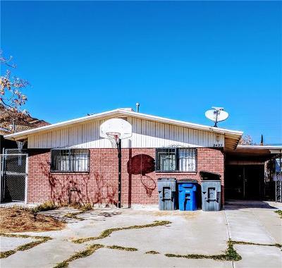 Single Family Home For Sale: 2425 Silver Avenue