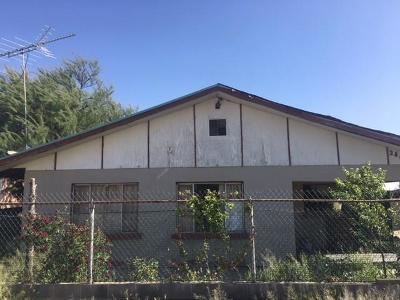 Single Family Home For Sale: 240 McKnight Road