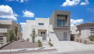 El Paso Single Family Home For Sale: 1267 Desert Mirage Place