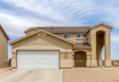 El Paso TX Single Family Home For Sale: $192,950
