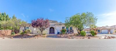 El Paso Single Family Home For Sale: 6144 Laguna Vista Drive