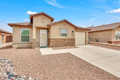 El Paso TX Single Family Home For Sale: $96,000