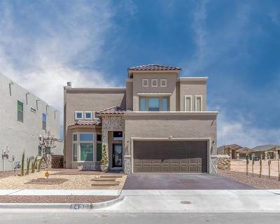 Single Family Home For Sale: 1436 Melania Martinez Drive