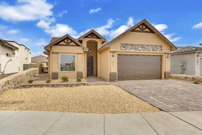 Single Family Home For Sale: 7829 Enchanted Range Drive