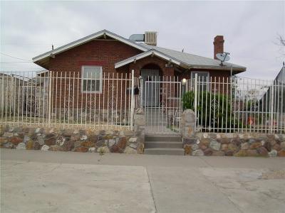 El Paso TX Multi Family Home For Sale: $160,950