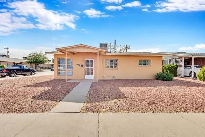 Single Family Home For Sale: 277 Navasota Place