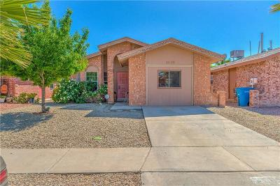 Socorro Single Family Home For Sale: 10138 Montreal Circle