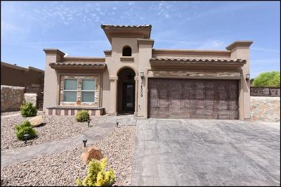 Single Family Home For Sale: 14309 High Rock Drive