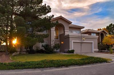 Single Family Home For Sale: 901 Via Corta Court