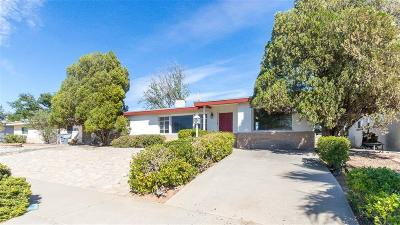 El Paso Single Family Home For Sale: 1216 Likins