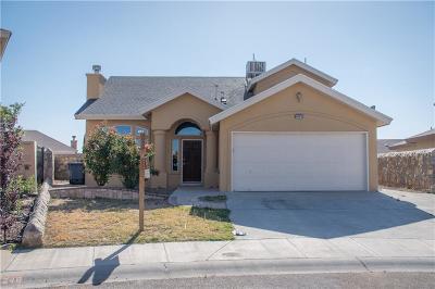 Single Family Home For Sale: 4133 Tierra Yamila Lane
