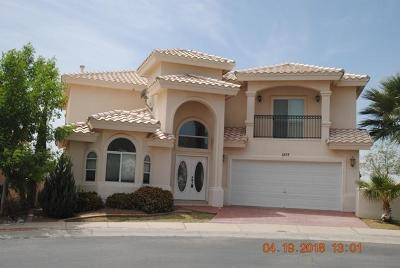 Single Family Home For Sale: 1517 Via Appia Street