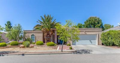 Single Family Home For Sale: 6929 Desert Canyon Drive