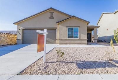 El Paso Single Family Home For Sale: 14259 Don Johnson Court