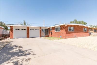 El Paso TX Single Family Home For Sale: $127,440