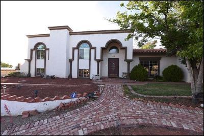 Single Family Home For Sale: 6219 Los Altos Drive