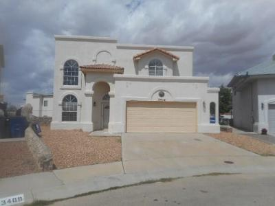 Single Family Home For Sale: 3413 Sonia Rose Place Place
