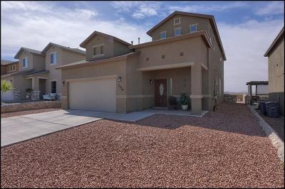 El Paso Single Family Home For Sale: 7524 Dewberry Drive