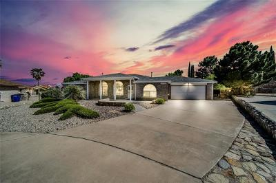 Single Family Home For Sale: 11100 Loma Seca Place
