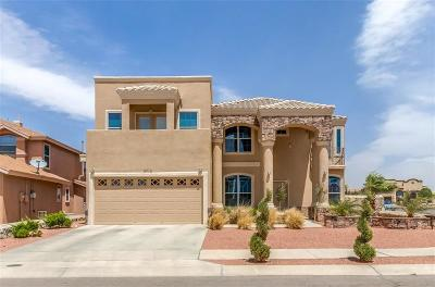 Single Family Home For Sale: 3716 Tierra Isela Drive