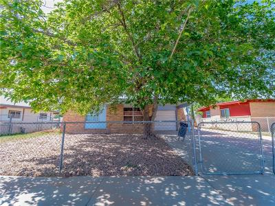 El Paso Single Family Home For Sale: 5532 Norwood Court