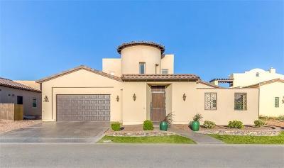 El Paso Single Family Home For Sale: 5536 River Run Street